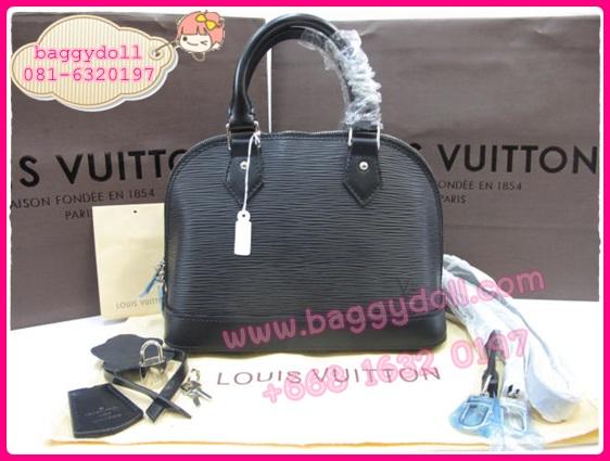Louis Vuitton Alma BB Epi Leather **เกรดท๊อปมิลเลอร์** (Hi-End)