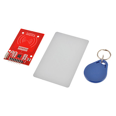 RC522 RFID Module with IC Card S50 Fudan Cards Key Chains