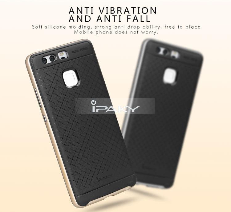 เคส Huawei P9 ยี่ห้อ iPaky (Hybrid Case)