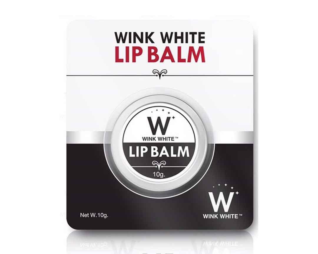 ลิปบาล์ม วิ้งค์ไวท์ WINK WHITE LIPBALM