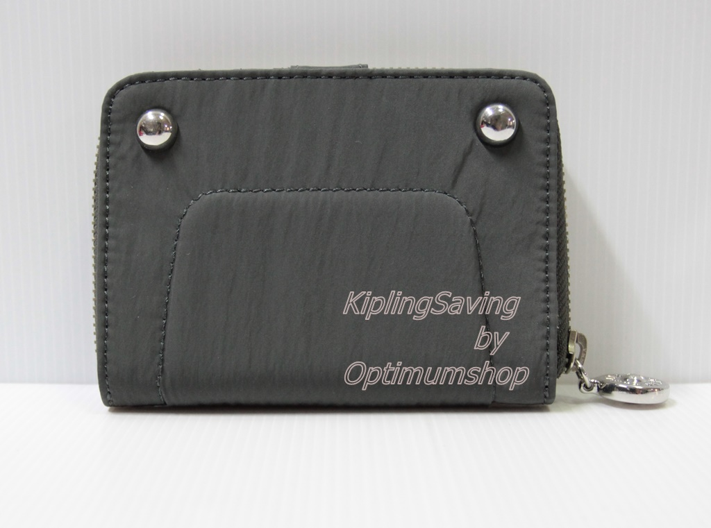 Kipling Klodia New Carbon ขนาด 10.5 L x 9 H x 3 W cm