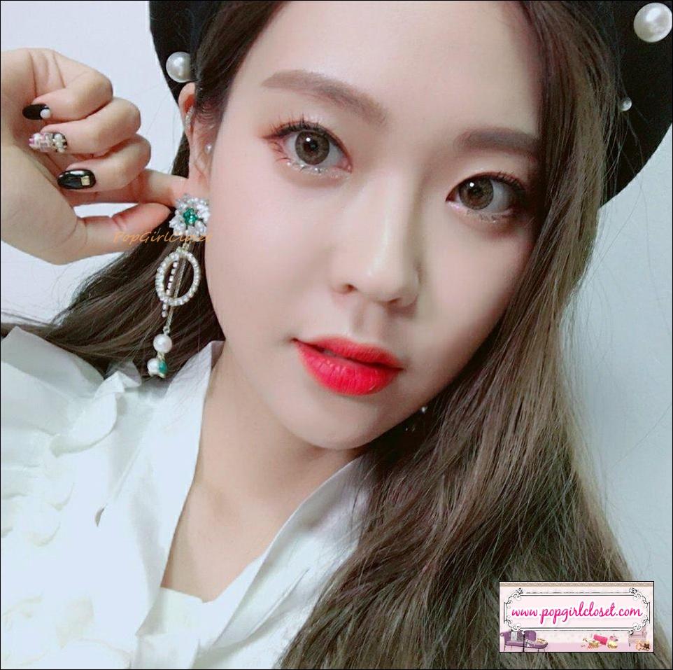 ต่างหูระย้าแฟชั่นสไตล์เกาหลี Fashion Jewelry Luxury Rhinestone Flower Round Circle Long Tassel Pearl Pendant Drop Earrings
