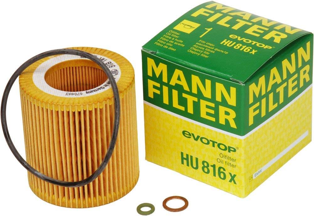 Mann Air Filter Element For Mercedes-Benz CLK 320 CDi CLK 320 CDi