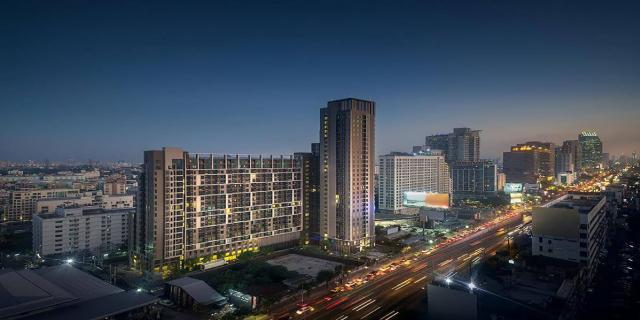 ขายคอนโด 1 bedroom condo for sale/ rent in Centric Huai Khwang Station near MRT Huai Khwang Bangkok