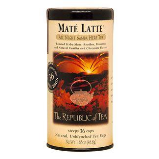 Republic of Tea - Maté Latte