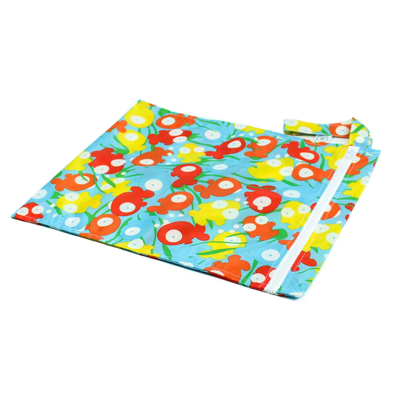 Bumkins ถุงใส่ผ้าเปียก/แห้ง กันน้ำ 100%