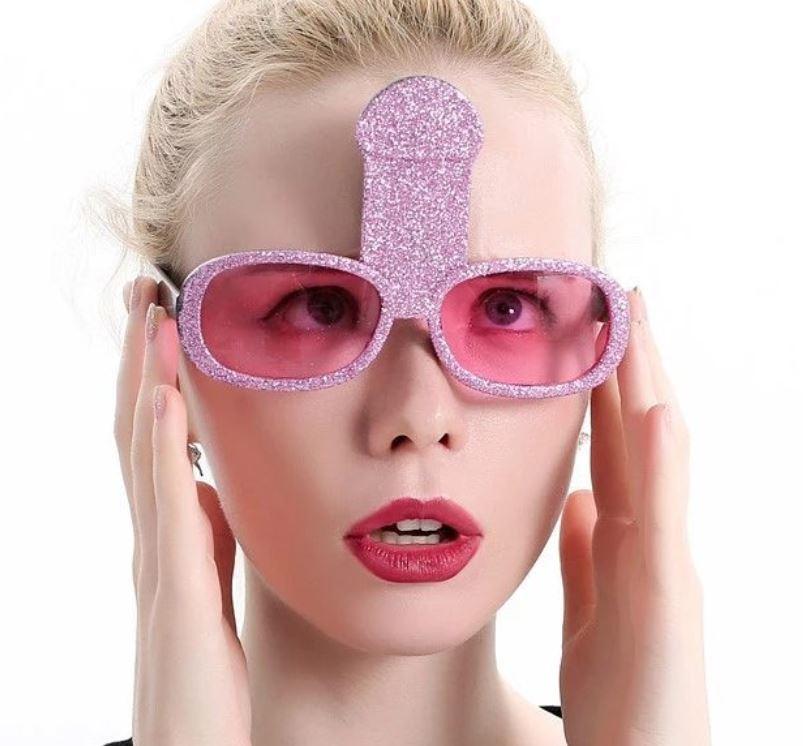 Willy Eyeglasses สำหรับปาร์ตี้สละโสด Hen Night