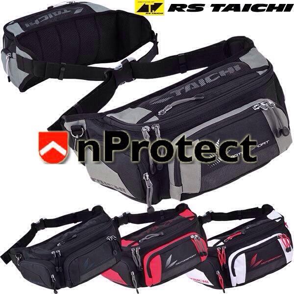 กระเป๋าคาดเอวขับขี่รถมอเตอร์ไซค์บิ๊กไบค์ Bigbike Taichi Rsb267