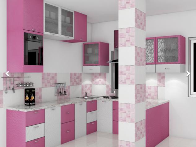 ห้องครัวสีชมพู 12