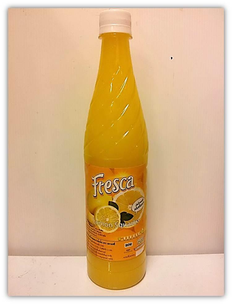 Fresca Lemon - 750ml