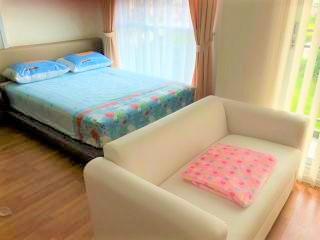 ให้เช่า คอนโด Lumpini Place Bangna Km.3 ( ลุมพินี เพลส กม.3 ) ใกล้ เซ็นทรัล บางนา ห้องมุม แต่งสวย พร้อมอยู่