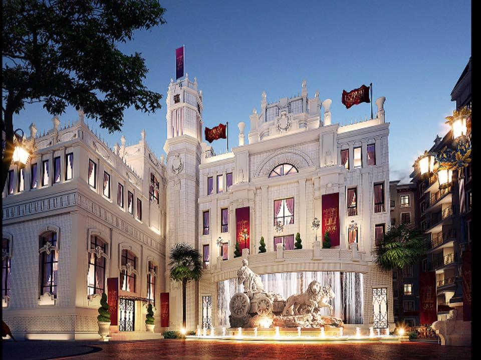 Espana Condo Resort Pattaya