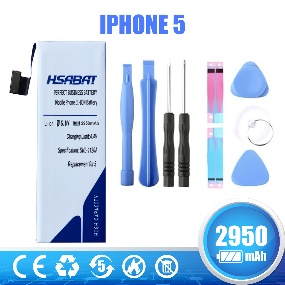 SNL-1120A for Apple Iphone 5 or Apple Iphone 5G Battery