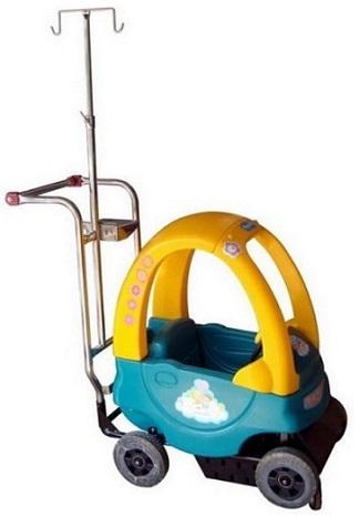 รถเข็นเด็กนั่งเสาน้ำเกลือ เต่าโมเดิ้น-เอ็นบี