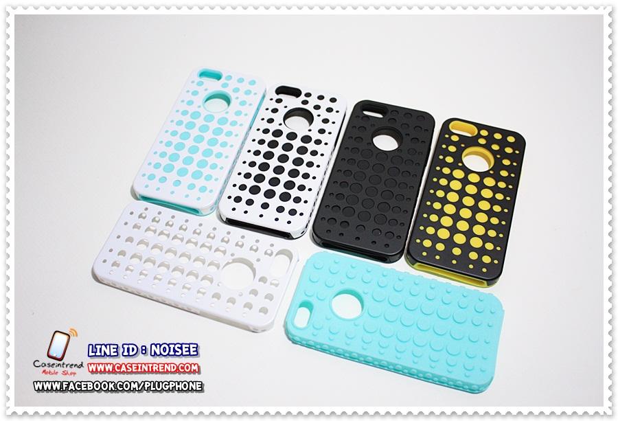 เคส iPhone5/5s - Polka dot