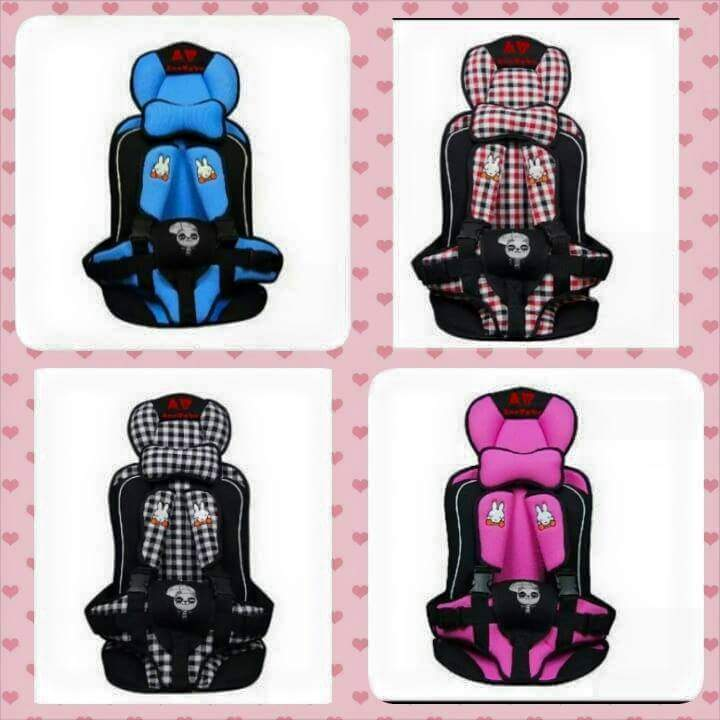 High Quality Baby Child Kid Safety Car Seat Car Cushion ใช้ได้ตั้งแต่ 9 เดือน - 5 ขวบ ( 8 - 18 กก.) ราคานี้เป็นราคา 1 ชิ้น ระบุสีในหมายเหตุตอนสั่งซื้อค่ะ