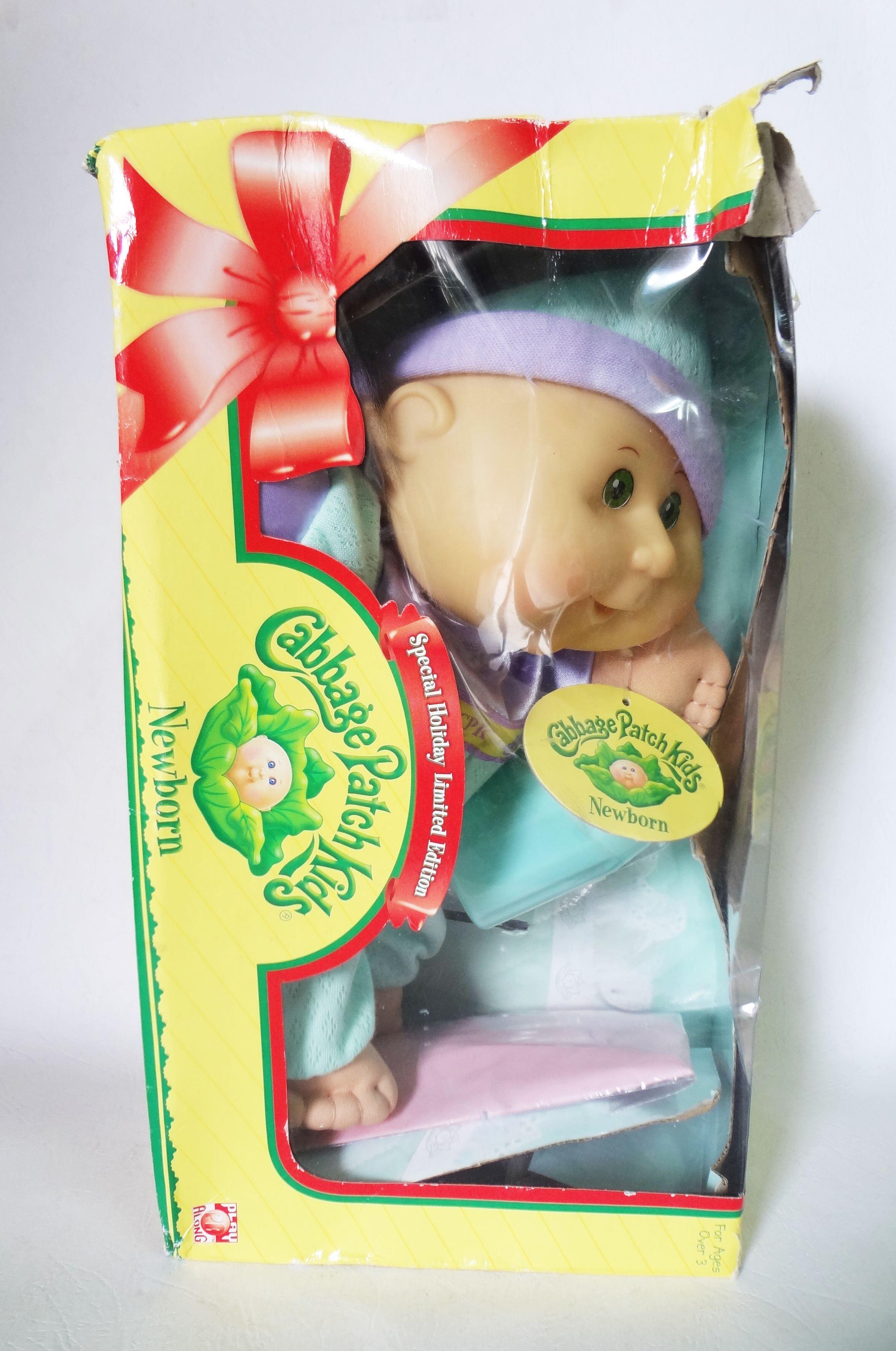 Cabbage Patch Kids, Newborn - Leilani Noemi