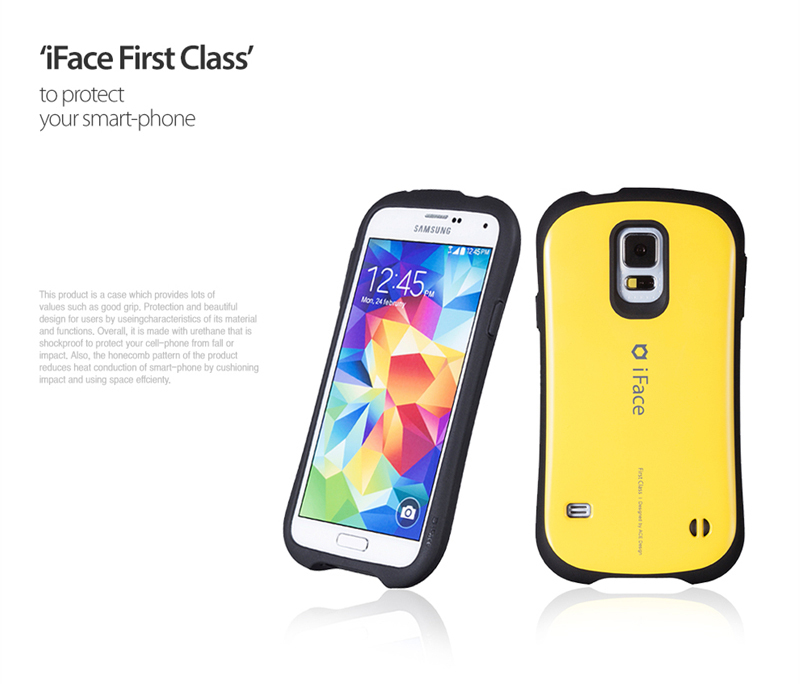 iFace : First Class Anti Shock Fitted Case for Samsung Galaxy S5, SV, G900