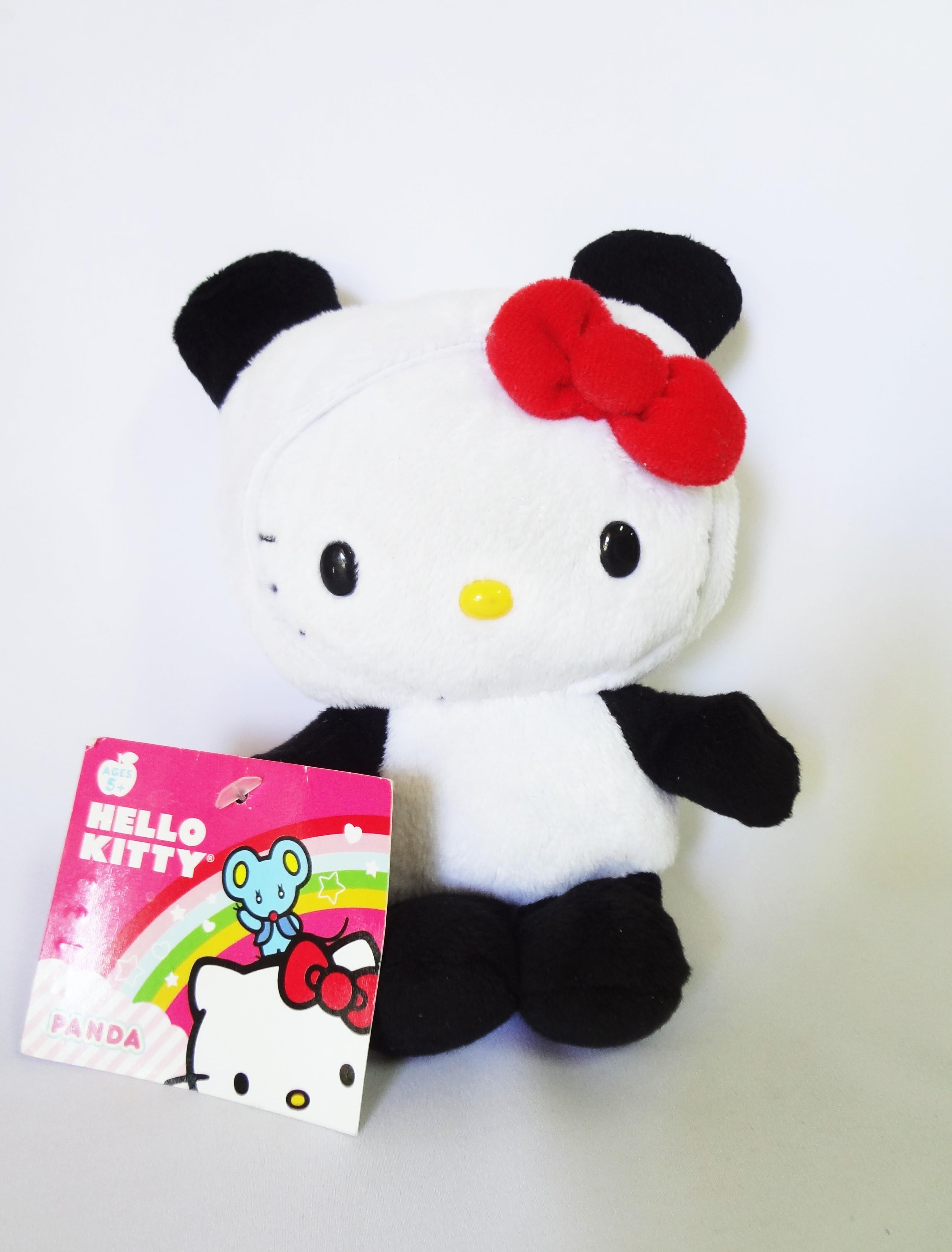 ตุ๊กตา Hello Kitty : Panda Sanrio Jakks Pacific