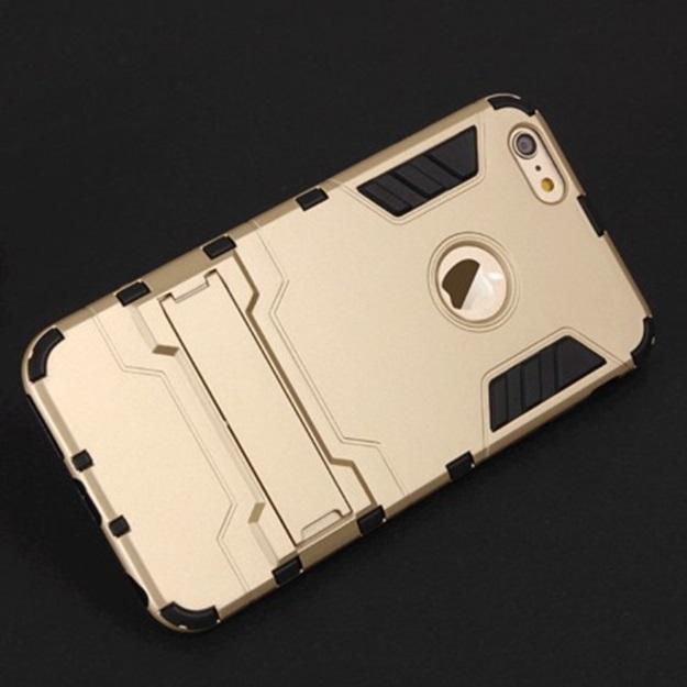 (พร้อมส่ง)เคสมือถือไอโฟน case iphone 6 Plus/6S Plus เคสกันกระแทกขอบนิ่ม Drop Ultimate มีขาตั้งในตัว