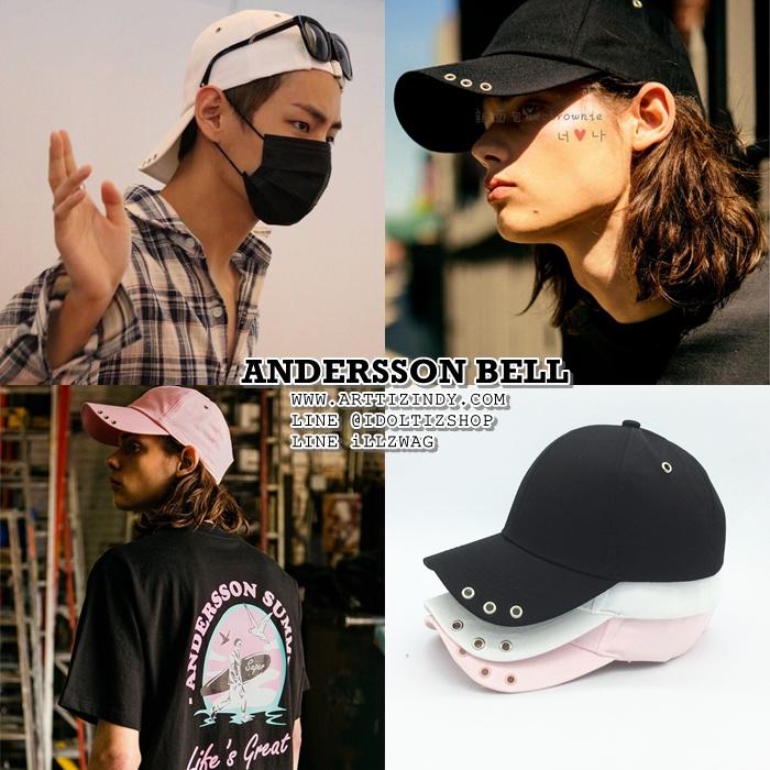 หมวก ANDERSSON BELL UNISEX Better Eyelet Sty.V BTS -ระบุสี-