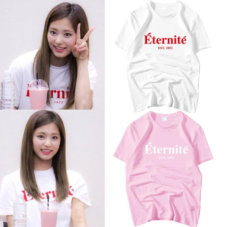 เสื้อยืด Eternite Sty.Tzuyu -ระบุสี/ไซต์