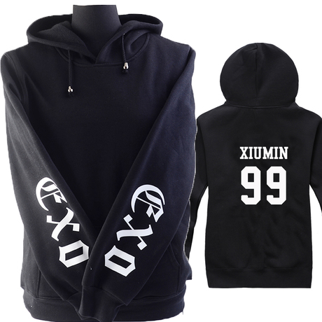 "HOOD Cord member ""EXO"" [ระบุสมาชิก/ไซต์]"