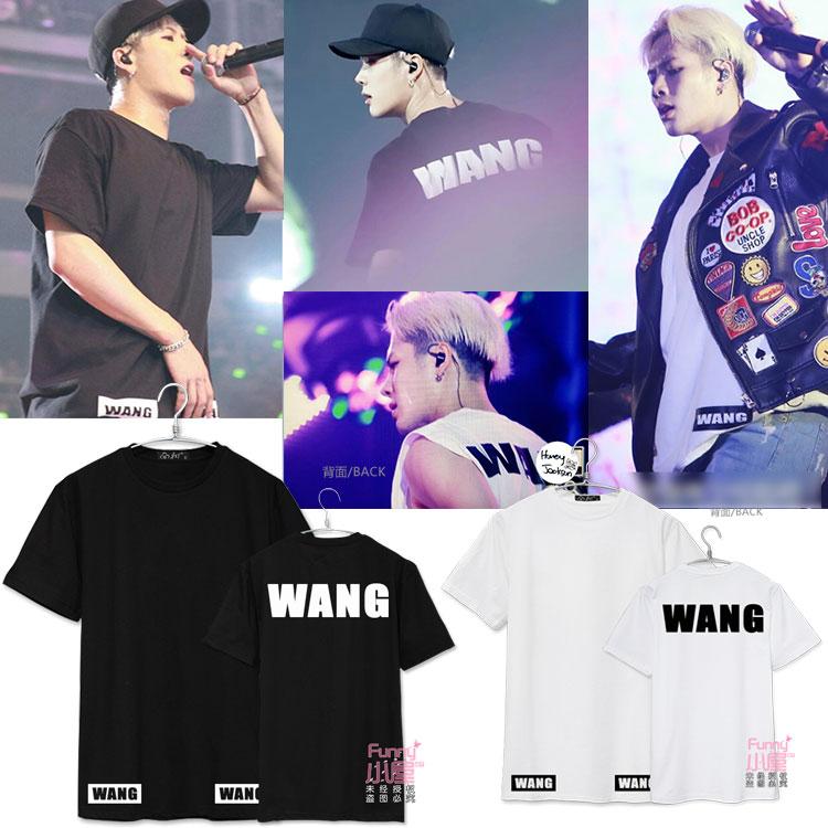 เสื้อยืด WANG WANG WANG 2016 -ระบุสี/ไซต์-