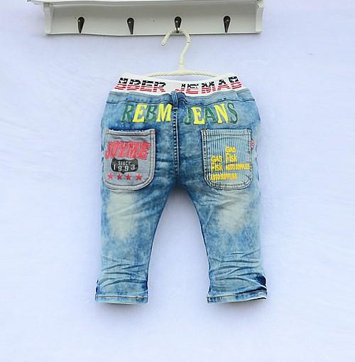 กางเกงยีนส์เด็ก ไซด์ 5, 7 ,9, 11,13, 15