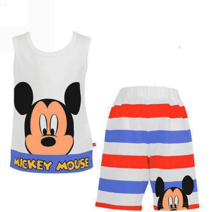 ชุดเสื้อกางเกงดิสนีย์ Mickey Mouse