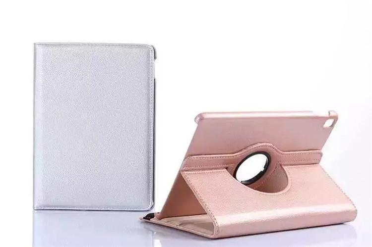 เคสไอแพด Ipad Air 2 ( Pink Gold ) หมุนได้ 360 องศา