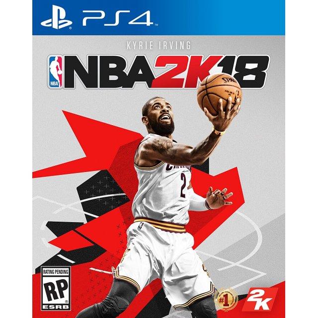 PS4 : NBA 2K18 (R3)