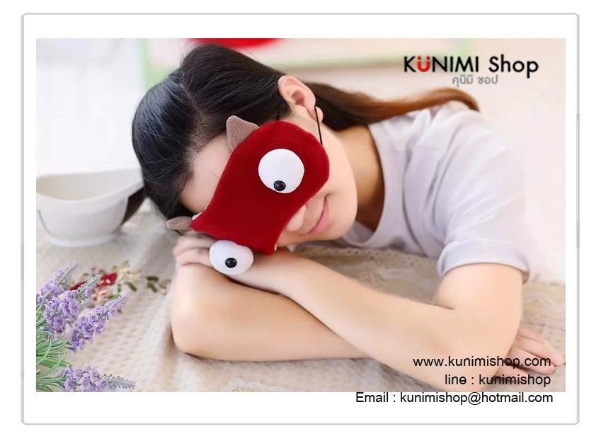 ที่ปิดตาเวลานอน หรือพักสายตาเมื่อเกิดความเมื่อยล้า ในการทำงาน มี 4 ลาย ครับ