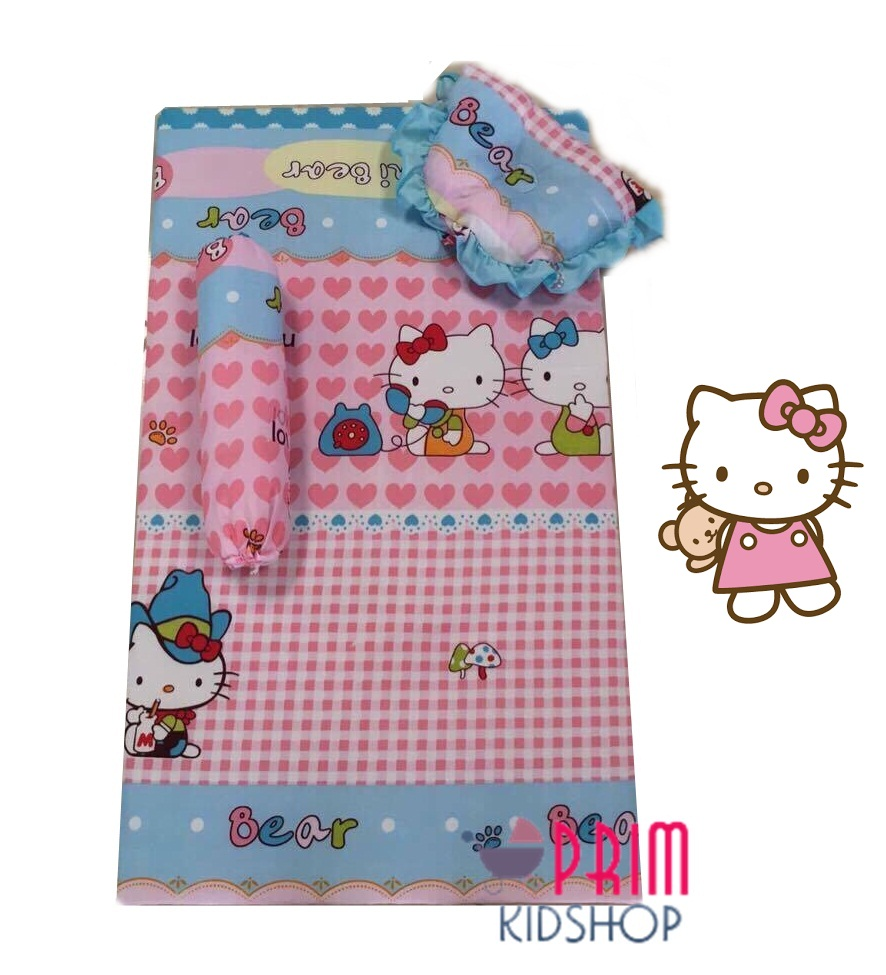 ที่นอนเด็กอ่อนลาย Hello Kitty