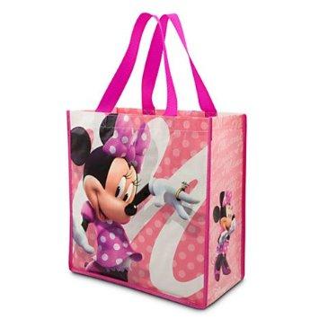 Minnie mouse reusable tote(พร้อมส่ง)