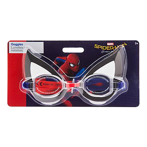Spider-Man Swim Goggles for Kids from Disney USA ของแท้100% นำเข้า จากอเมริกา