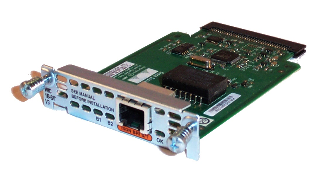 Cisco WIC-1B S/T-V3 (RF)