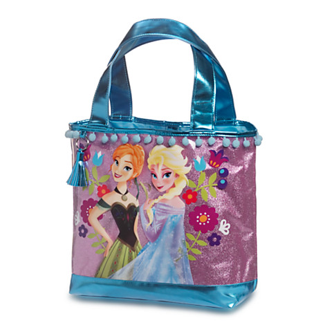 z Anna and Elsa - Frozen Swim Disney Bag ของแท้ นำเข้าจากอเมริกา