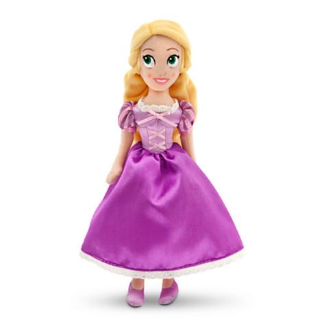 z Rapunzel Plush Doll - Mini Bean Bag - 12''(พร้อมส่ง)