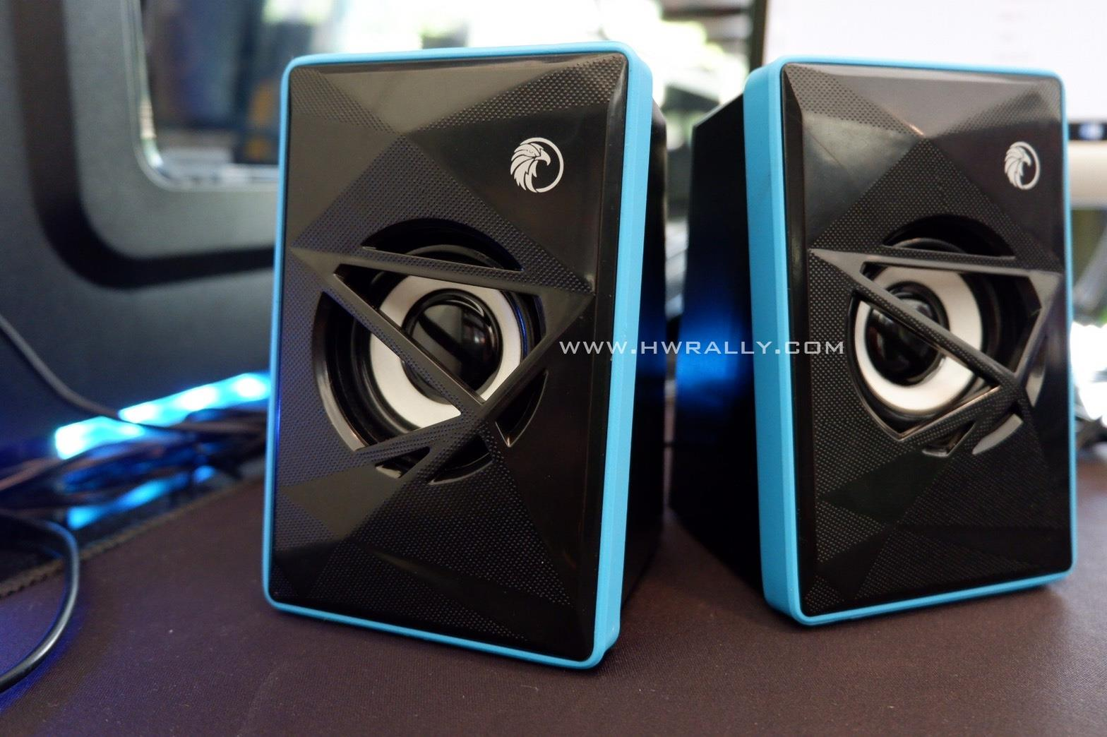 Razeak SP-2014 2.0 Multimedia Speaker