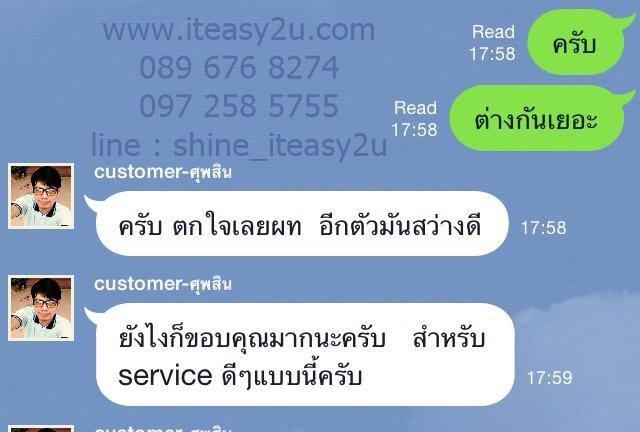Customer K.ศุพสิน Reviews