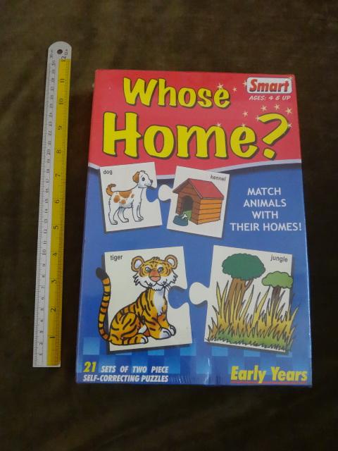 Whose Home?