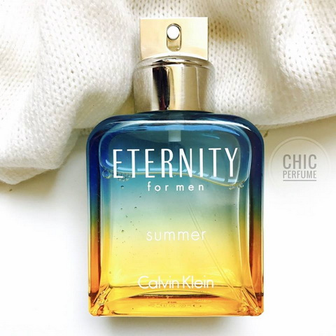 น้ำหอม CK Eternity Summer 2017 for Men EDT 100ml.