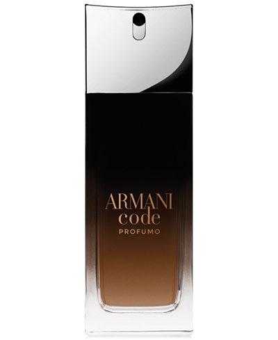 Armani Code Profumo ขนาดพกพา 15ml. กล่องซีล (แบบสเปรย์)