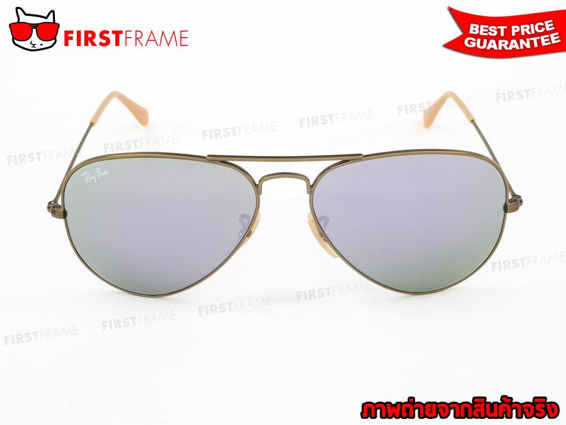 แว่นกันแดด RayBan RB3025 167/4K | AVIATOR LARGE METAL NEW COLOR2