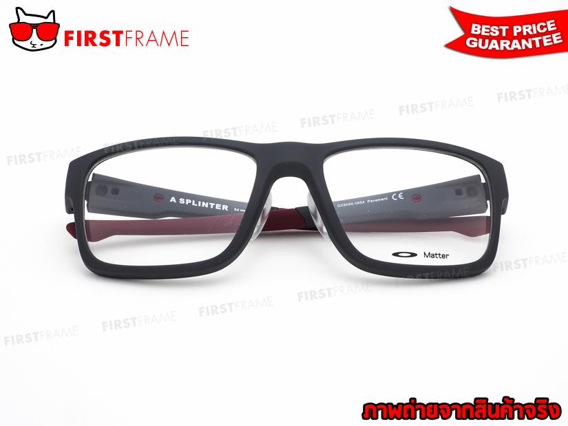แว่นสายตา OAKLEY OX8095-06 SPLINTER (ASIA FIT) 5