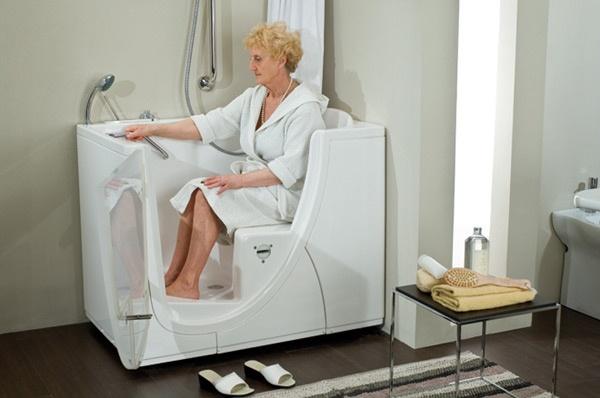 อ่างอาบน้ำผู้สูงอายุ