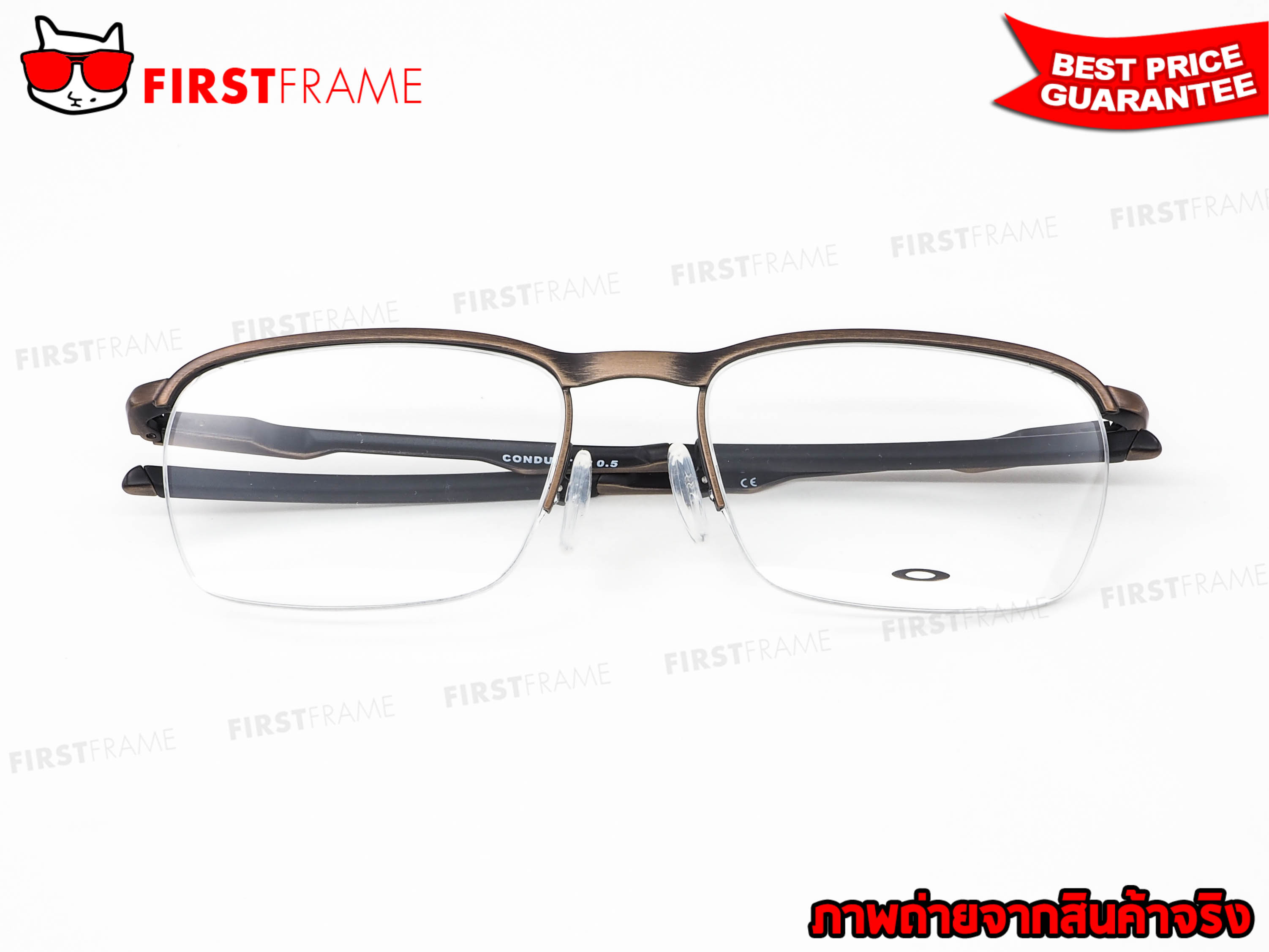 แว่นสายตา OAKLEY OX3187-04 CONDUCTOR 0.5 5