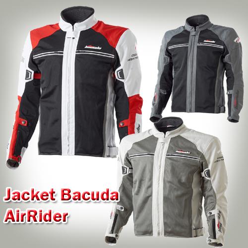 เสื้อการ์ด jacket Bacuda AirRider (หญิง)