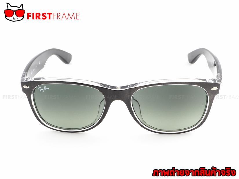 แว่นกันแดด RayBan RB2132F 6143/71 NEW WAYFARER 2